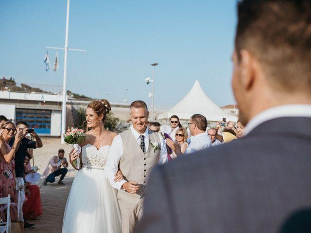 La boda de Alberto y Lorena en Arenys De Mar, Barcelona 41