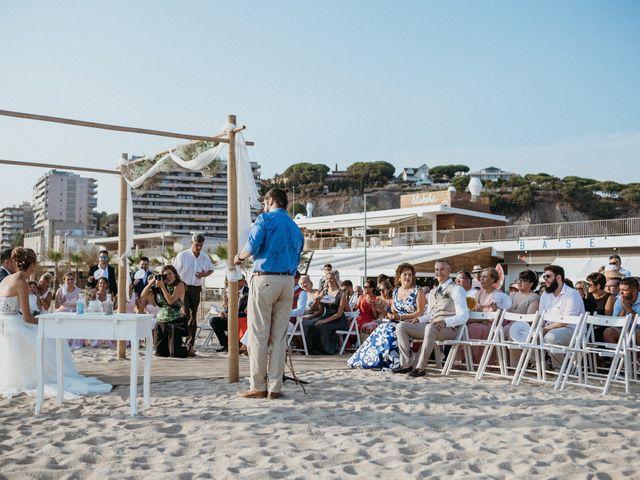 La boda de Alberto y Lorena en Arenys De Mar, Barcelona 42