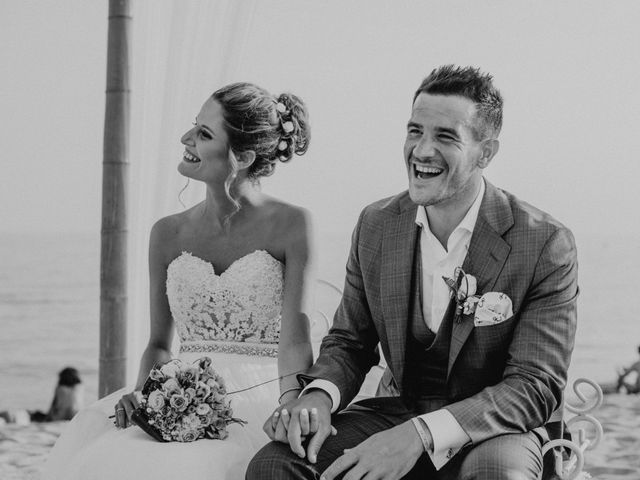 La boda de Alberto y Lorena en Arenys De Mar, Barcelona 43