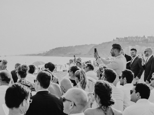 La boda de Alberto y Lorena en Arenys De Mar, Barcelona 45