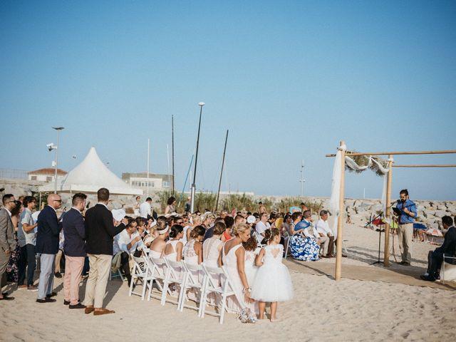 La boda de Alberto y Lorena en Arenys De Mar, Barcelona 46
