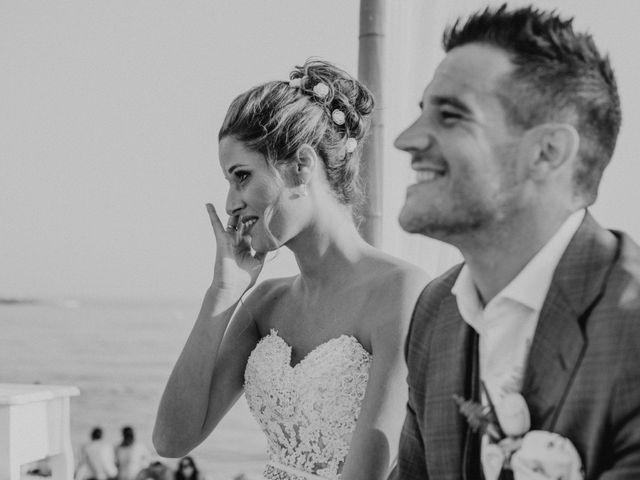 La boda de Alberto y Lorena en Arenys De Mar, Barcelona 49