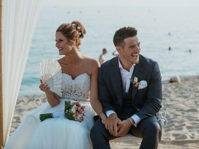 La boda de Alberto y Lorena en Arenys De Mar, Barcelona 52