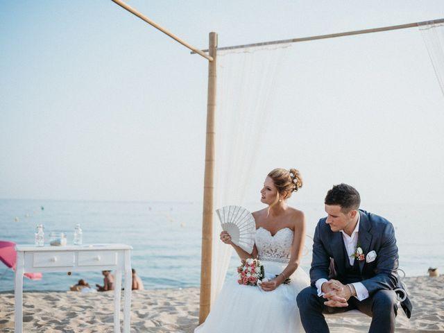 La boda de Alberto y Lorena en Arenys De Mar, Barcelona 61