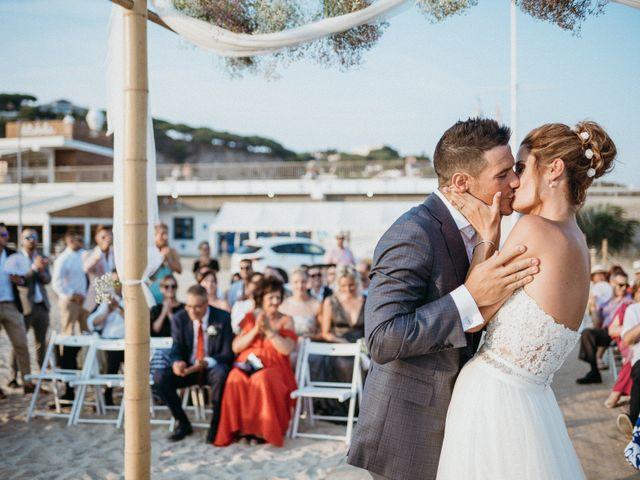 La boda de Alberto y Lorena en Arenys De Mar, Barcelona 73