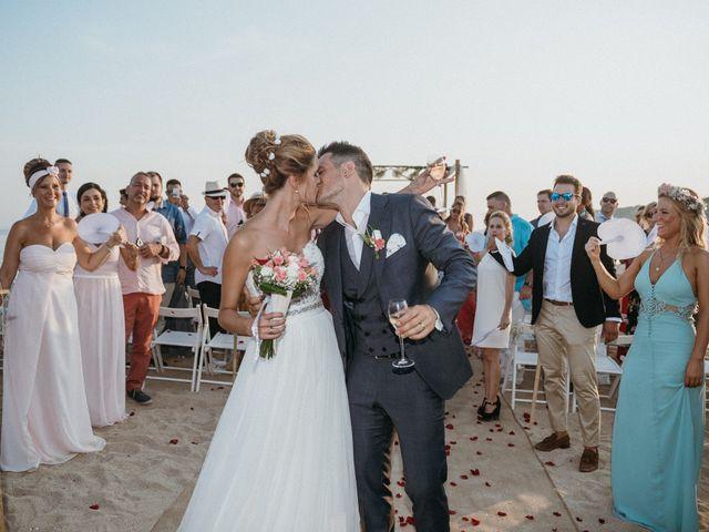 La boda de Alberto y Lorena en Arenys De Mar, Barcelona 75