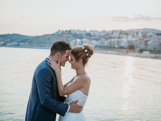 La boda de Alberto y Lorena en Arenys De Mar, Barcelona 78