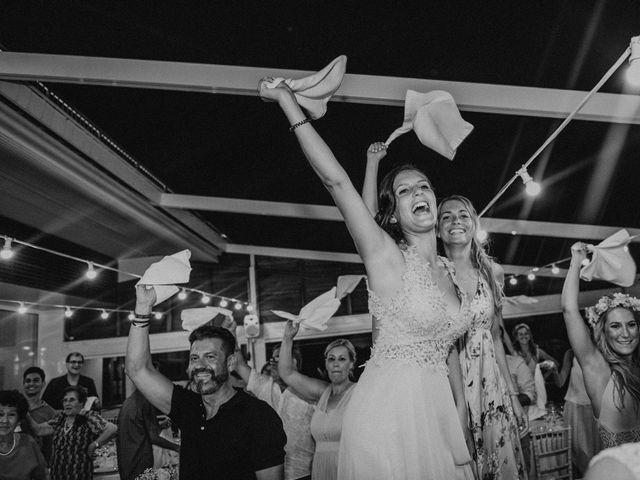 La boda de Alberto y Lorena en Arenys De Mar, Barcelona 94