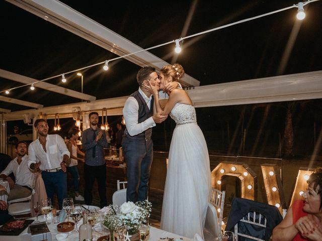La boda de Alberto y Lorena en Arenys De Mar, Barcelona 104