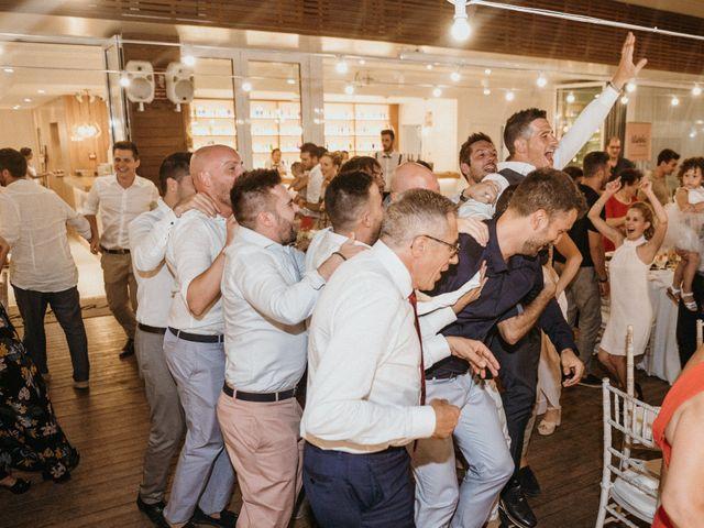 La boda de Alberto y Lorena en Arenys De Mar, Barcelona 107