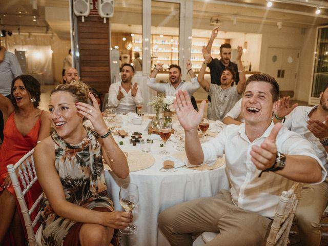 La boda de Alberto y Lorena en Arenys De Mar, Barcelona 114