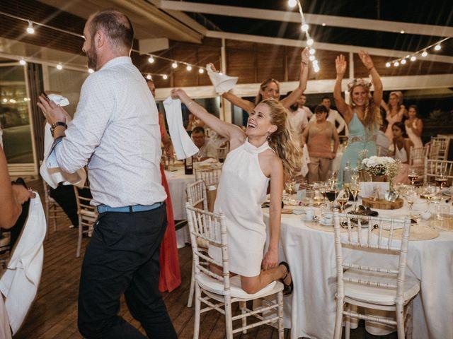 La boda de Alberto y Lorena en Arenys De Mar, Barcelona 115