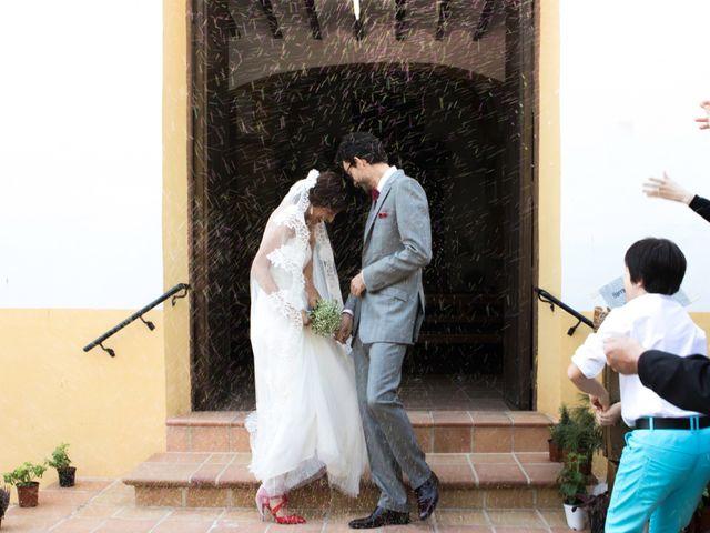 La boda de Plácido y Rocio en Cieza, Murcia 11