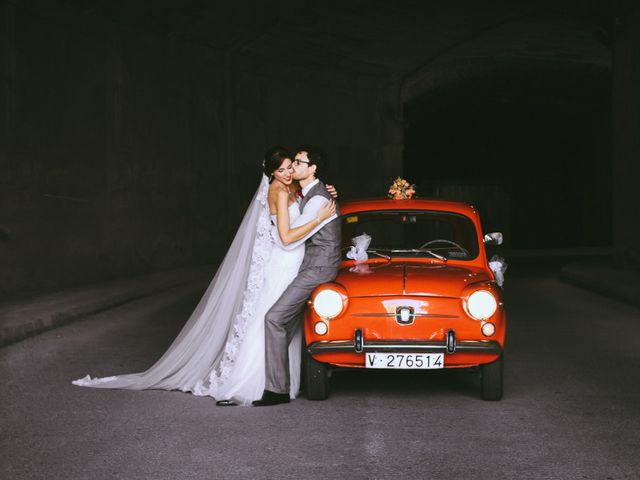 La boda de Rocio y Plácido