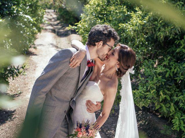 La boda de Plácido y Rocio en Cieza, Murcia 15