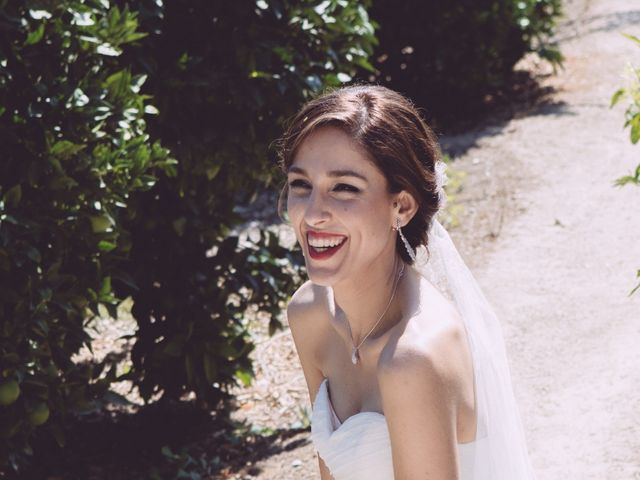 La boda de Plácido y Rocio en Cieza, Murcia 2