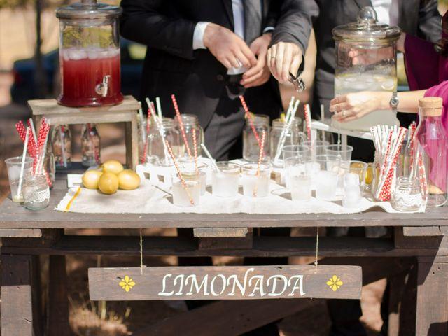 La boda de Plácido y Rocio en Cieza, Murcia 20