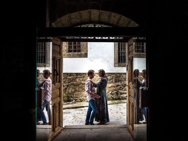 La boda de Damián y Andrea en Salamanca, Salamanca 7