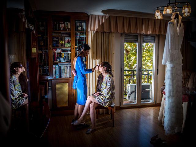 La boda de Damián y Andrea en Salamanca, Salamanca 17