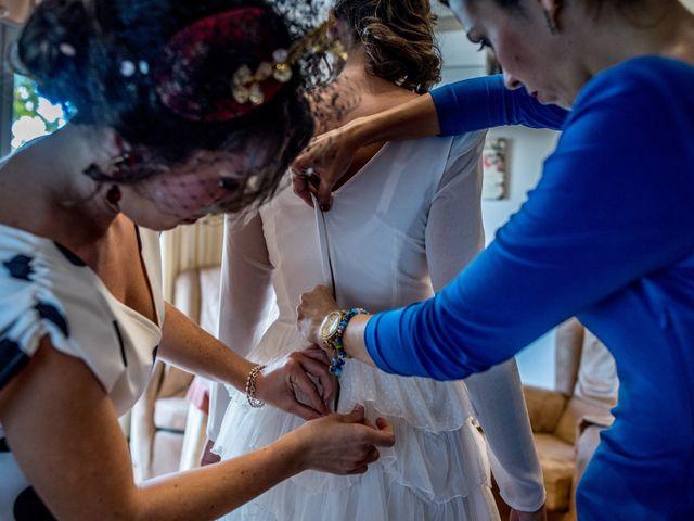 La boda de Damián y Andrea en Salamanca, Salamanca 18