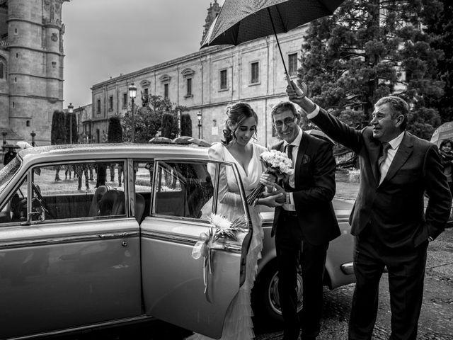 La boda de Damián y Andrea en Salamanca, Salamanca 24