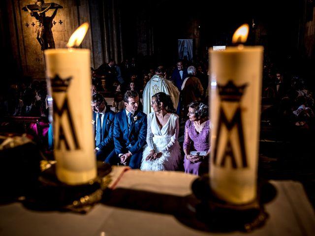 La boda de Damián y Andrea en Salamanca, Salamanca 25