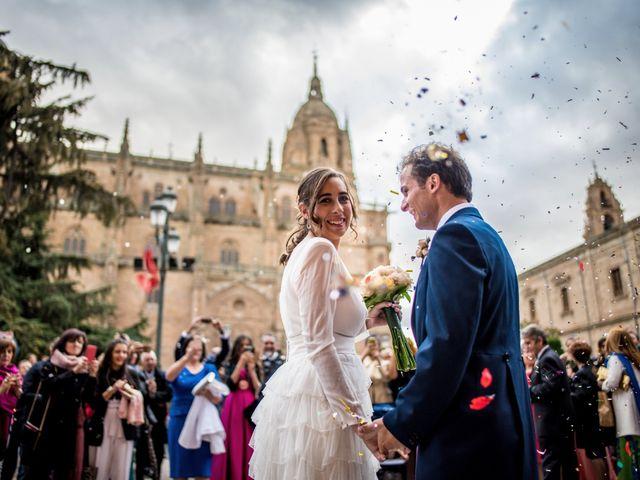 La boda de Damián y Andrea en Salamanca, Salamanca 26