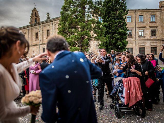 La boda de Damián y Andrea en Salamanca, Salamanca 27