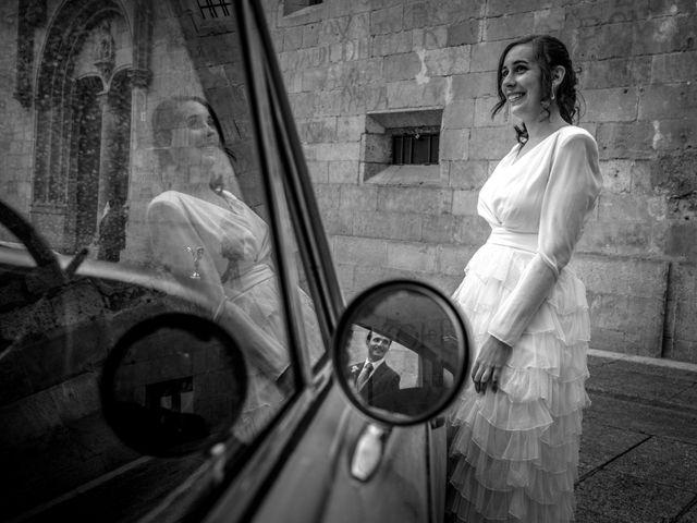 La boda de Damián y Andrea en Salamanca, Salamanca 29