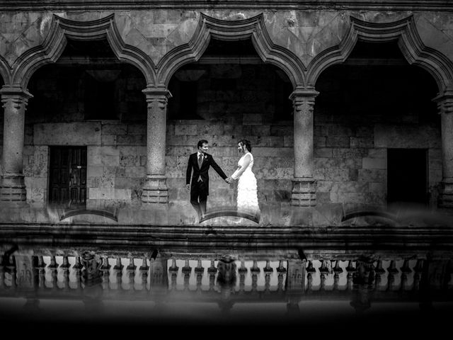 La boda de Damián y Andrea en Salamanca, Salamanca 30