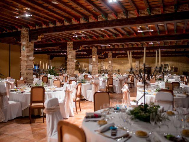 La boda de Damián y Andrea en Salamanca, Salamanca 32