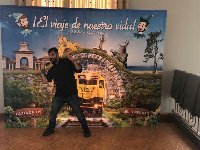 La boda de Sergio y Jose  en Vilanova De Arousa, Pontevedra 1