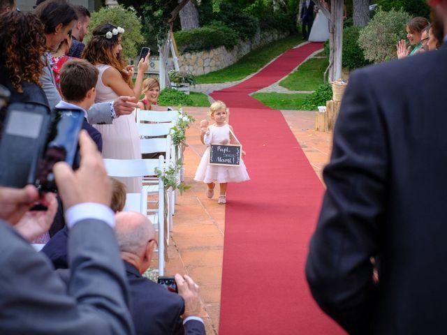 La boda de guillen y Sara en Sant Vicenç De Montalt, Barcelona 9