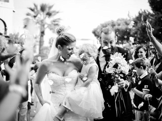 La boda de Sara y guillen