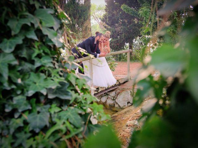 La boda de guillen y Sara en Sant Vicenç De Montalt, Barcelona 15
