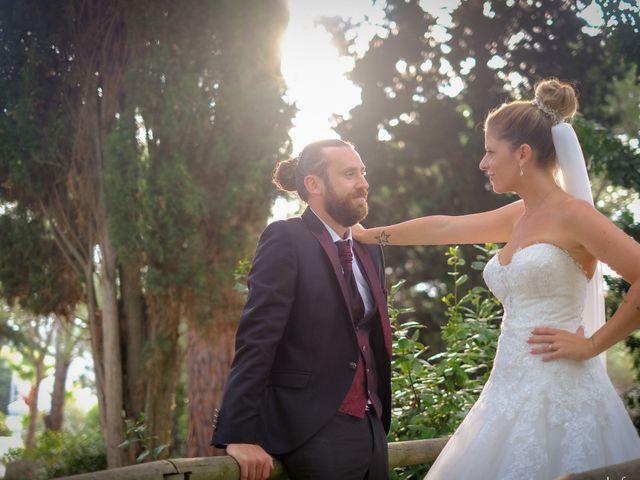 La boda de guillen y Sara en Sant Vicenç De Montalt, Barcelona 18