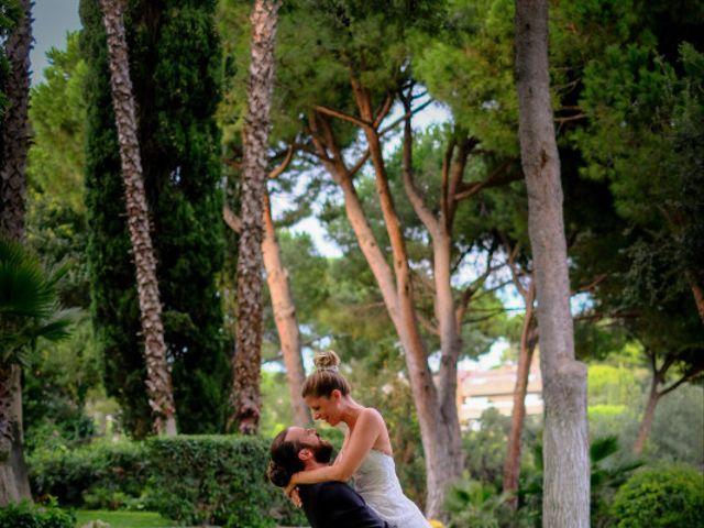 La boda de guillen y Sara en Sant Vicenç De Montalt, Barcelona 20