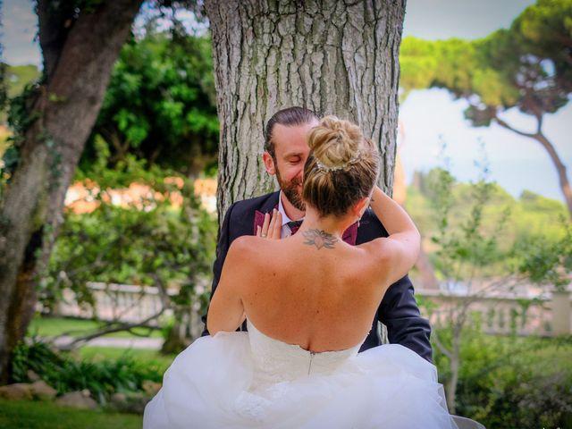 La boda de guillen y Sara en Sant Vicenç De Montalt, Barcelona 22
