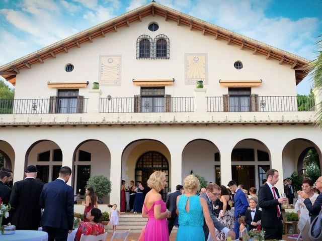 La boda de guillen y Sara en Sant Vicenç De Montalt, Barcelona 24