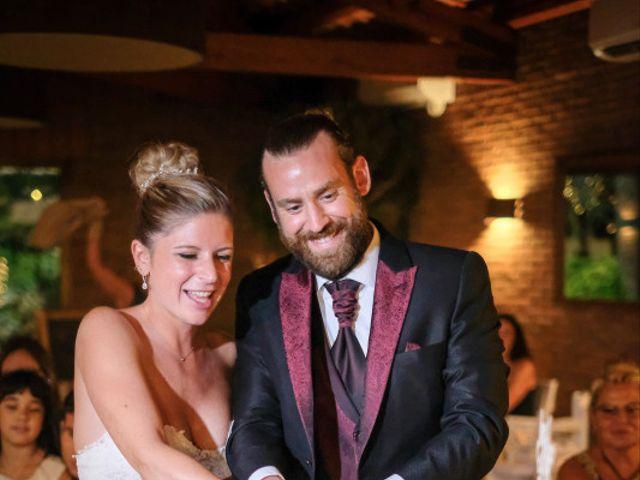 La boda de guillen y Sara en Sant Vicenç De Montalt, Barcelona 31