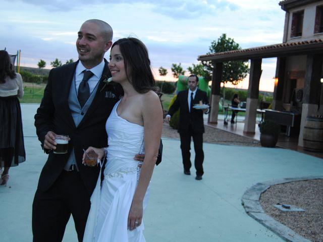 La boda de Cleto y Agueda en Matapozuelos, Valladolid 1
