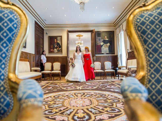 La boda de Ziortza y Irene en Vitoria-gasteiz, Álava 32