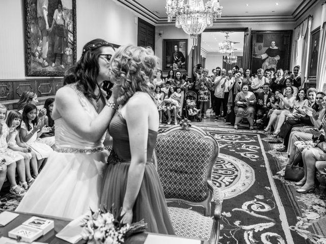 La boda de Ziortza y Irene en Vitoria-gasteiz, Álava 36