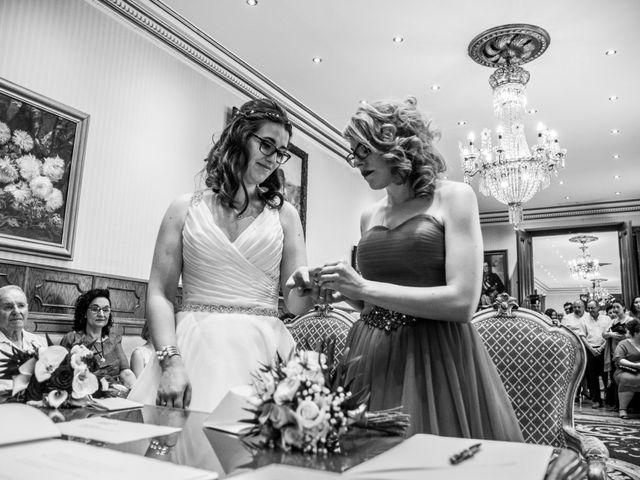 La boda de Ziortza y Irene en Vitoria-gasteiz, Álava 37