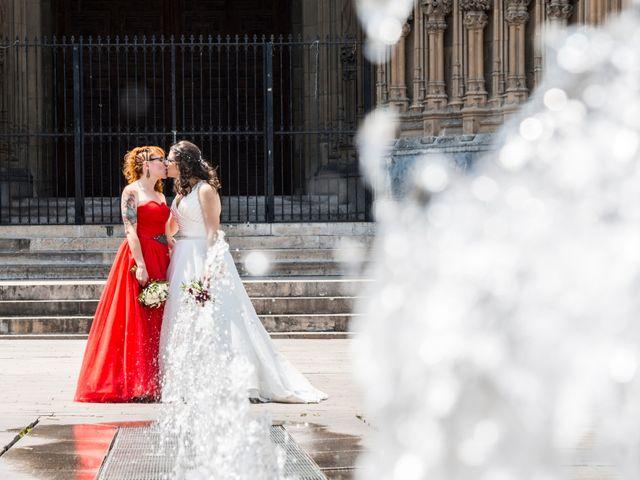 La boda de Ziortza y Irene en Vitoria-gasteiz, Álava 45