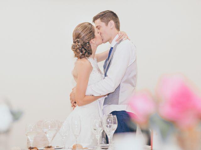 La boda de Marga y David