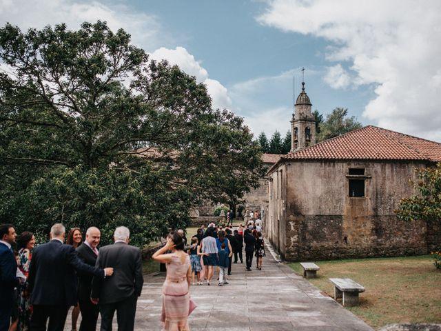 La boda de Félix y Patricia en Santiago De Compostela, A Coruña 11