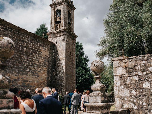 La boda de Félix y Patricia en Santiago De Compostela, A Coruña 1