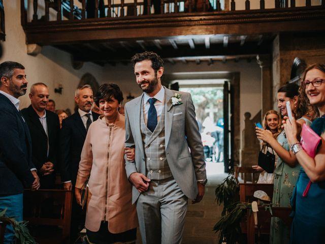 La boda de Félix y Patricia en Santiago De Compostela, A Coruña 13