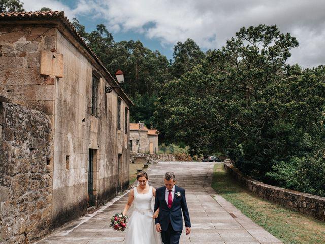 La boda de Félix y Patricia en Santiago De Compostela, A Coruña 14